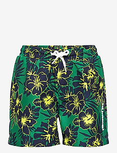 hmlCHILL BOARD SHORTS - swimshorts - ultramarine green