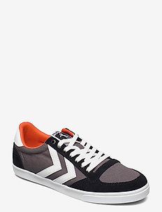 SLIMMER STADIL LOW - låga sneakers - black