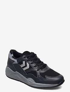 EDMONTON HIVE - lave sneakers - black