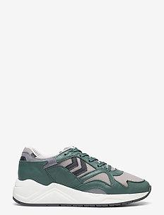 EDMONTON HIVE - laag sneakers - dusty olive