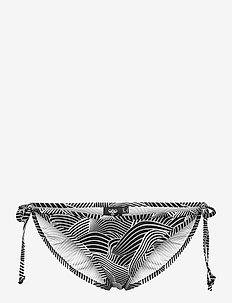 hmlOCEAN SWIM TANGA - bikiniunderdeler - black/white