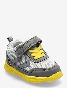 PLAY CROSSLITE INFANT - low tops - alloy
