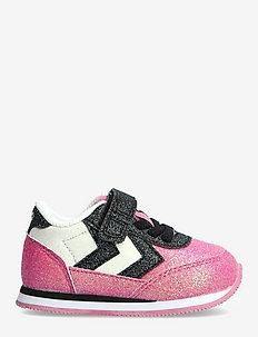 REFLEX GLITTER INFANT - low-top sneakers - black