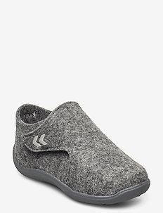 WOOL SLIPPER INFANT - domowe - alloy