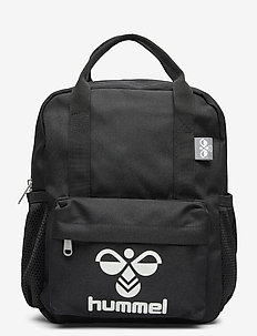 hmlJAZZ BACKPACK MINI - reput - black