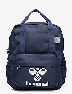 hmlJAZZ BACKPACK MINI - reput - black iris