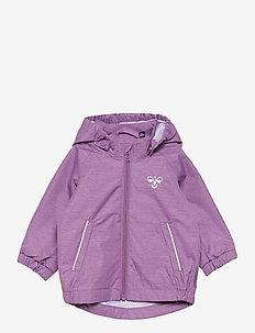 hmlBASSA JACKET - softshell-jakker - chinese violet