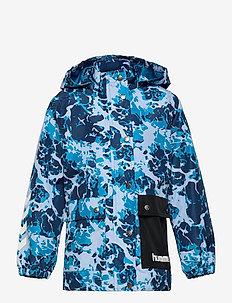 hmlLAPLI JACKET - shell jacket - mykonos blue
