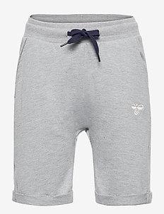 hmlFLICKER SHORTS - shorts - grey melange