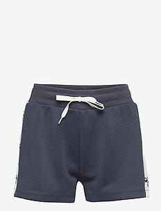 hmlKISA SHORTS - shorts - ombre blue