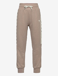 hmlCHARA PANTS - sweatpants - sparrow