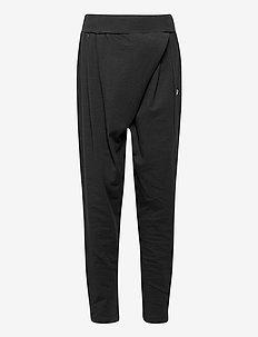 hmlANDREA PANTS - trousers - black