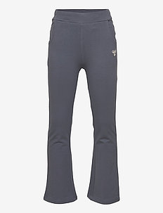 hmlEMMA PANTS - sweatpants - ombre blue