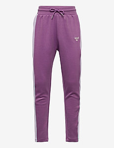 hmlJEWEL PANTS - sweatpants - chinese violet