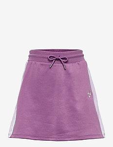 hmlJEWEL SKIRT - röcke - chinese violet