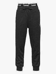 hmlNILAR PANTS - sweatpants - black