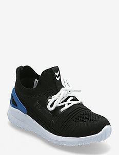 KNIT RUNNER RECYCLE - low tops - black