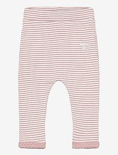 hmlIDA PANTS - trousers - woodrose