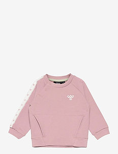 hmlSOFIA SWEATSHIRT - sweatshirts - woodrose