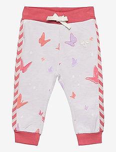 hmlANNA PANTS - sweatpants - lilac hint