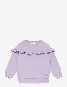 hmlNORA SWEATSHIRT - sweatshirts - pastel lilac
