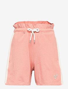 hmlSUNNY SHORTS - shorts - cameo brown