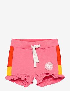 hmlANNI SHORTS - shorts - tea rose