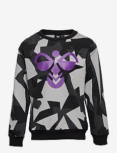 hmlSKYHOOK SWEATSHIRT - sweatshirts - black