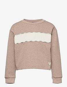 hmlCHARA SWEATSHIRT - sweatshirts - sparrow