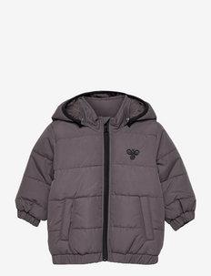 hmlVIBE JACKET - insulated jackets - pavement