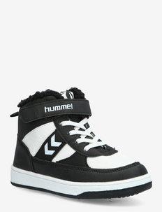 ZAP HIGH JR - høje sneakers - black