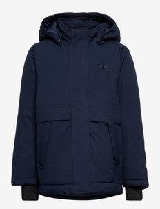 hmlURBAN JACKET - insulated jackets - black iris