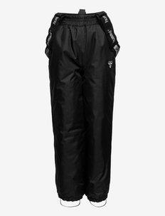 hmlSTORM SNOWPANTS - ski pants - black