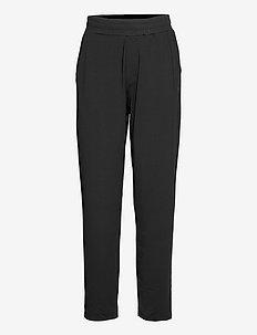 hmlLUISE LOOSE PANTS - pantalon training - black