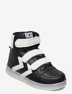STADIL FLASH JR - baskets montantes - black