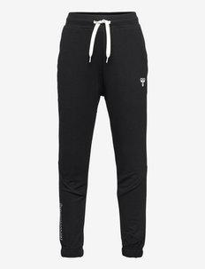 hmlNUEVE PANTS - sporthosen - black