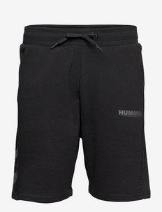 hmlLEGACY SHORTS - casual shorts - black
