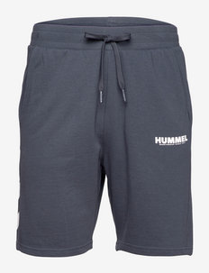 hmlLEGACY SHORTS - casual shorts - blue nights