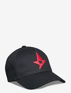 ASTRALIS CAP - kepsar - black