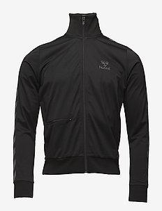 CLASSIC BEE ZIP JACKET - bluzki z długim rękawem - black