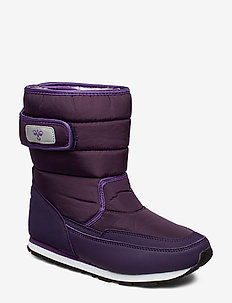 REFLEX WINTER BOOT JR - NIGHTSHADE