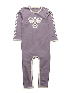 FLURRY BODYSUIT - PURPLE ASH