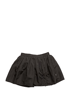 BARBARA SKIRT - BLACK/SILVER