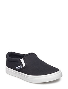 SLIP-ON JR - BLACK