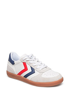 VICTORY LEATHER JR - WHITE