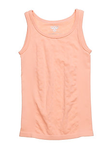 HULDA SEAMLESS TOP - PEACH NECTAR