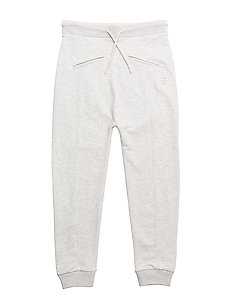 HMLTAYLOS PANTS - LIGHT GREY MELANGE