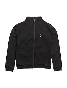 HMLLENE ZIP JACKET - BLACK