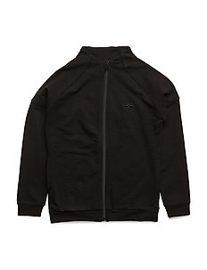 BEVERLY ZIP JACKET - BLACK