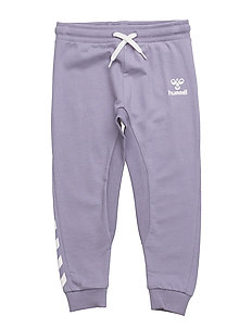 JOGGER PANTS - PURPLE ASH